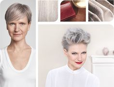 With Wella Professionals, there are no creative limits in the grey area. Enhance and beautify your grey hair thanks to Wella grey expertise.