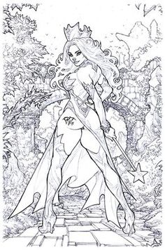 Grimm fairy tales OZ by pant.deviantart.com on @deviantART