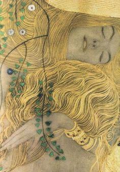 Klimt - Imagem para Sonhar