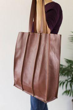 Sale #FOKSFORM #Tote #Bag #Minimal #leather tote bag #handbag