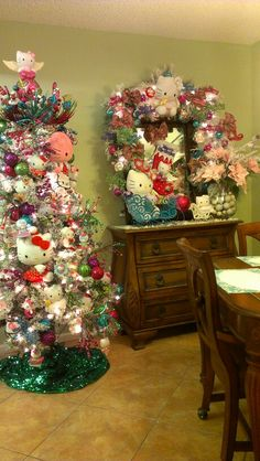 Christmas Hello Kitty style