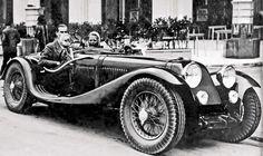 Maserati V4 Zagato