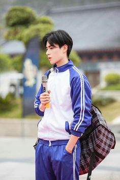 Hu Yi Tian participated in reality shows Cute Korean, Korean Men, Asian Boys, Asian Men, Asian Actors, Korean Actors, China Movie, Chines Drama, The Prince Of Tennis