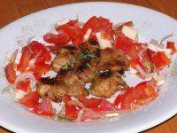Marinované kuracie kúsky - aj na gril Bruschetta, Chicken, Meat, Ethnic Recipes, Food, Essen, Meals, Yemek, Eten