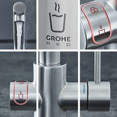 #GROHE Red provides you with boiling hot water directly from the tap. Instant hot water for instant tea for instant stress relief. Take your relaxation time, whenever you need it. #GROHERED #boil #boiling #hot #hotwater #cool #sink #tap #faucet #kitchen #kitcheninterior #interior #design #style #beautiful #myhome #home #furniture #nice #musthave #multitalent #photooftheday #water #waterenjoyment #delicious #hydration #stunning #openkitchen #cooking #tea #coffee