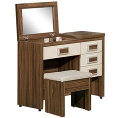 本月促銷>>原售6999元↘《Homelike》溫莎化妝桌椅組 | TreeMall泰贈點