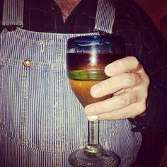 Back in business with a Dark&Stormy! #rum #yum #candyisdandybutliquorisquicker