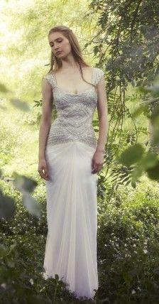 50+ Great Gatsby Inspired Wedding Dresses Gwendolynne – The Knot