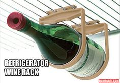 Flaschenhalter kühlschrank