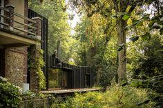 Black Wood House   Marchi Architects