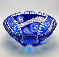 Edo Kiriko - Japanese cut glass