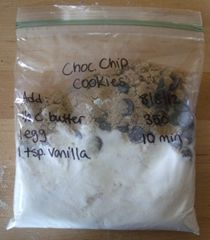 Homemade Baking Mix Recipes: Chocolate Cake, Brownies, and Chocolate Chip Cookies! - Save at Home Mommy- Extreme Couponing & Frugal Living