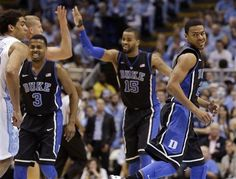 Let's go Duke!