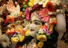 ISKCON Vrindavan Celebrated Gaura Purnima on 27 Mar 2013