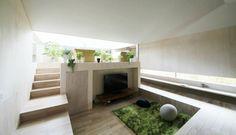 室內也能有庭院!日本三代同堂住宅 - DECOmyplace 新聞