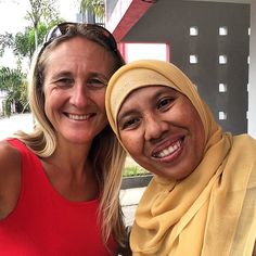 Ana has been really good to us during our stay in Lombok, even taking us into her own home to meet her family! Thank you Ana :) #upsticksandgo #makingfriends #lombok #specialpeople #travelgram #travelphotos #travellingtheworld #indonesia #purihijau
