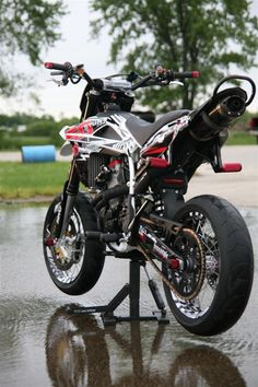 Freestyle Supermoto Husky