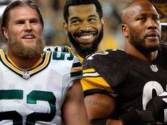 NFL -- Clears James Harrison, Clay Matthews & Julius Peppers ... In PED Case