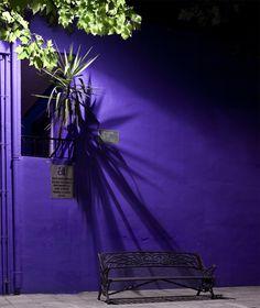 Night photography in Sagra,Alicante, Spain