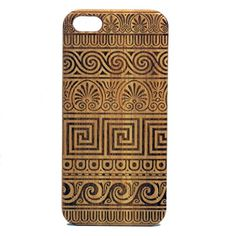 Greek Pattern iPhone 6 Bamboo Case. Grecian Fret Key Design. Meander Lines Tribal Tattoo. Wood Phone Cover. iMakeTheCase FREE SHIPPING iMakeTheCase http://www.amazon.com/dp/B00SZJSLF4/ref=cm_sw_r_pi_dp_Mgdjvb1RYYQ7M