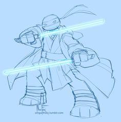 Jedi Leo