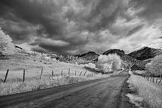 Colorado Art - Traveling Down  by Jon Glaser