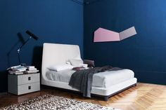 Кровать DRAGONFLY коллекции Flexform MOOD