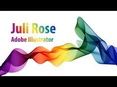 Уроки по Adobe illustrator / how to make drop in Adobe Illustrator / Julia Rose Logo Design Trends, Brand Identity Design, Branding Design, Corporate Branding, Logo Branding, Fashion Typography, Typography Logo, Vector Design, Design Design