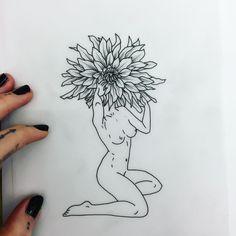 New ready to go design - contact me if you're interested  #prettypunkcph #nørrebro #ravnsborggade #tattoo #tatovør #tatovering…