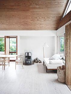 La douceur d'un intérieur scandinave