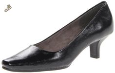 Aerosoles Womens Dimperial Black Patent Pump 7.5 B (M) - Aerosoles pumps for women (*Amazon Partner-Link)
