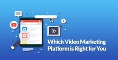 You can significantly improve your overall digital marketing strategy if you use these video marketing platforms. Digital Marketing Strategy, Social Media Marketing, Marketing Professional, Music Library, Social Media Site, Video Editing, Business Planning, Improve Yourself, Advertising