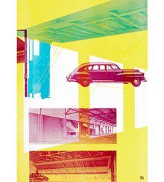 Paul Schuitema, advertising brochure for de Vries Robbé & Co. Circa 1950