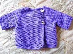 Kelly's Crochet Sweater/ intermediate / FREE CROCHET pattern