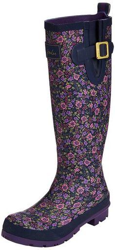 1344b7edbbd3 Joules Women s Welly Print Rain Boot  Amazon.ca  Shoes  amp  Handbags  Couture
