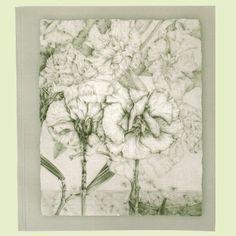 Cuaderno de Dibujo Adelfas, papel microperforado blanco para boceto, ideal para llevar por su ligereza. Diseño basado en un dibujo original de la artista Botánica Marta Chirino