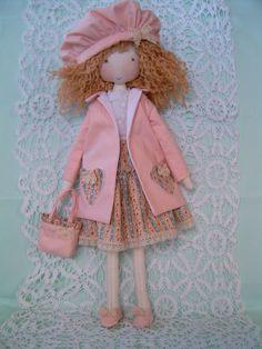 Handmade rag dolls.soft doll, main poupée de chiffon, waldorf doll, toys, soft cloth doll,handgefertigte Stoffpuppe,