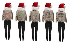 """New Harry Potter sweaters"" by nerdtrendyshirt ❤ liked on Polyvore featuring River Island"
