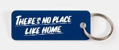 BARON VON FANCY -- THERE'S NO PLACE LIKE HOME - KEYTAGS by VARIOUS PROJECTS