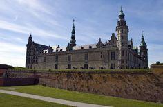 Kronborg Slot, Helsingør (Elsinore), Denmark