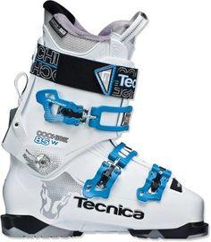 Tecnica Women's Cochise 85 Ski Boots