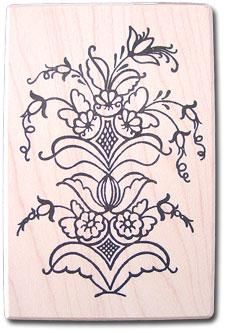 Kurbits Rubber Stamp