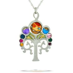 Tree of Life Necklace from the Artazia Collection #3022 JN MN