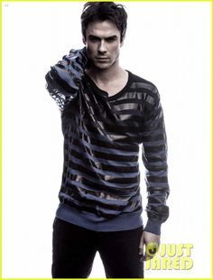 Ian Somerhalder Bares His Arms of Steel for 'Annex Man' | ian somerhalder covers annex man winter 2013 2014 02 - Photo