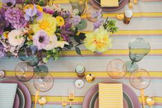 Soft and sweet was the mood for this year's Easter table setting. I didn't have to look far for my inspiration either. In fact, it came from our very own backyard. Yes, our own little flock of hens provided the eggs which we used as place cards for each setting! Our firststep was spreading out …