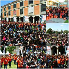 No podemos describir la emoción que sentimos de ver tantos estudiantes de preparatoria en nuestra #ExpoUDLAP.