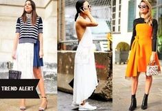 Make A Personal Style Statement With An Asymmetrical Hemline