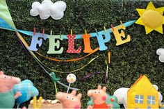 festa peppa pig, festa meninos, festa meninas, boys party, peppa pig party, mesa de doces