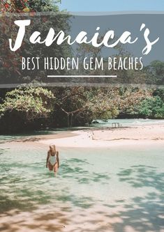 The Best Beaches in Jamaica. The Hidden Gem Guide There's some beautiful hidden gems in Jamaica. Check this post for the best beaches to visit when traveling to Jamaica. Affordable Beach Vacations, Beach Vacation Tips, Beach Honeymoon Destinations, Jamaica Vacation, Jamaica Travel, Beach Trip, Wedding Destinations, Vacation Ideas, Philippines Travel