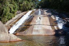 Cachoeira da Santa Clara - Mauá